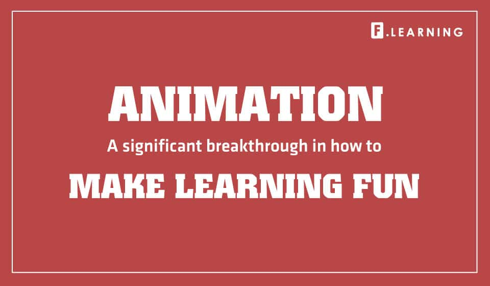 My Personal Experience with Animation to Make Learning Fun