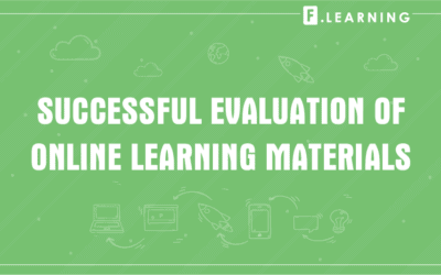 A Guide to Successful Evaluation of Online Learning Materials