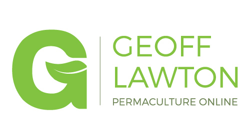 Logo Geoff Lawton Permaculture