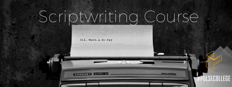 pulse college online course scriptwriting screenwriting