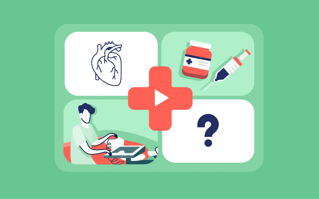 Which Type of Medical Animation Fits Bests for your Medical Content?